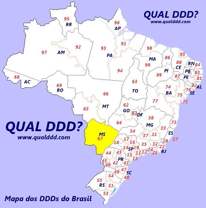 DDD 67 Mato Grosso