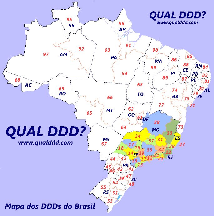 DDD 16 São Paulo